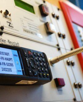 Funkleistungs- Bewerb in Sandl