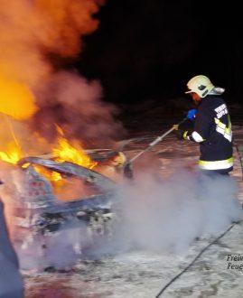Einsatz Nr.2 Brandalarm